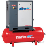 Clarke CXR150R 15HP 270 Litre Industrial Screw Compressor