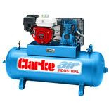 Clarke SP15ND Petrol Driven Air Compressor