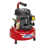 Clarke Shhh Air 50/9 1.77cfm 9Litre 0.46HP Quiet Run Compressor (230V)