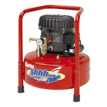 Clarke Shhh Air 50/24 1.77cfm 24Litre 0.5HP Quiet Run Compressor (230V)
