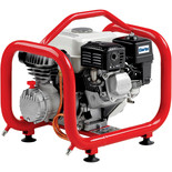 Clarke CFP10H Portable 9cfm 2.5Litre 5HP Petrol Engine Driven Compressor