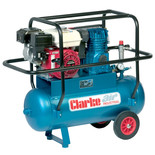 Clarke PPH15ND Portable Petrol Driven Air Compressor