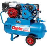 Clarke PPV11C50 Industrial Air Compressor