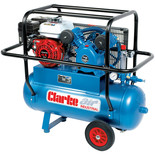 Clarke PPVH11C50 Industrial Air Compressor