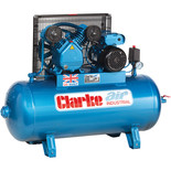 Clarke XEV11/100 O/L Industrial Air Compressor (230V)