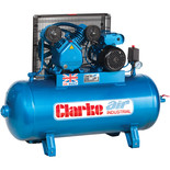 Clarke XEV11/100 Industrial Air Compressor WIS (400V)