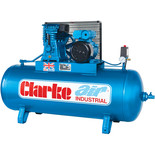 Clarke XE15/150 Industrial Air Compressor O/L (230V)
