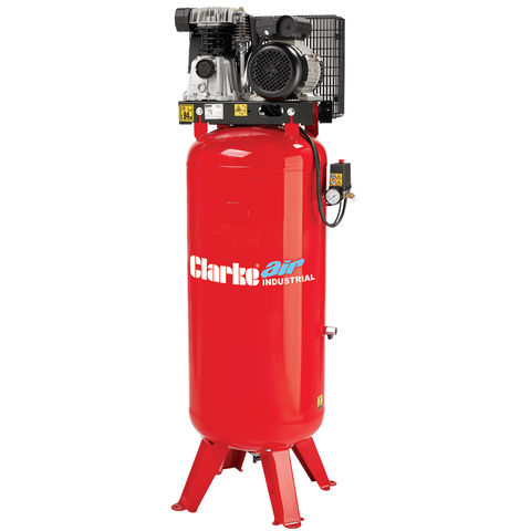 Clarke Ve15c150 14cfm Industrial Vertical Electric Air