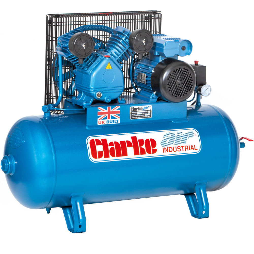 Clarke XEV16/100 Industrial Air Compressor (230V