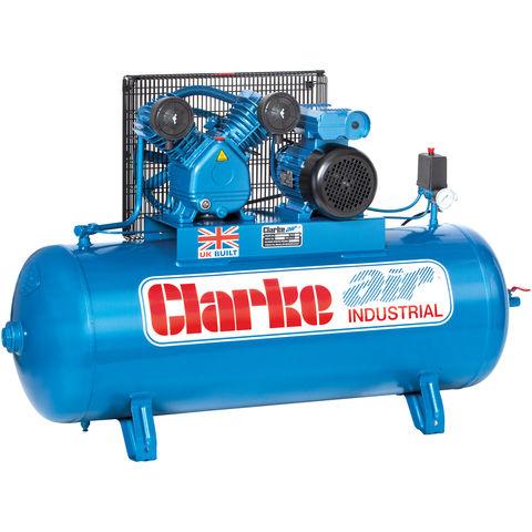 Image of 400Volt 3 Phase Clarke XEV16/150 Industrial Air Compressor (400V)