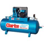 Clarke XE18/200 (WIS) 3 phase Air Compressor (400V)