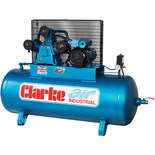 Clarke XET19/200 (WIS) 3 Phase Air Compressor (400V)