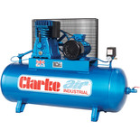 Clarke XE25/200 Industrial Air Compressor WIS (400V)