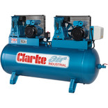 Clarke XE29/270 - Industrial Air Compressor (230V)
