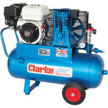 Clarke XPP15/50 Portable Petrol Driven Air Compressor