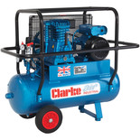 Clarke XEP15H/50 Industrial Air Compressor (230V)
