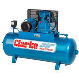 Clarke SE18C200ND Industrial Air Compressor (OL)