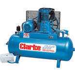Clarke SE46C270  Industrial Air Compressor