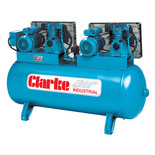 Clarke Industrial Air Compressor (OL) - SE29D270ND