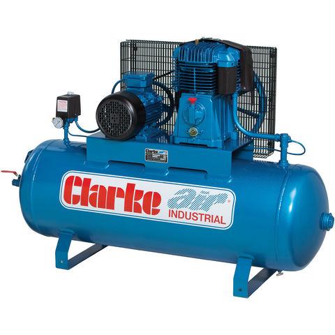 Image of 400Volt 3 Phase Clarke SE36C270 (WIS) Industrial Air Compressor (400V)