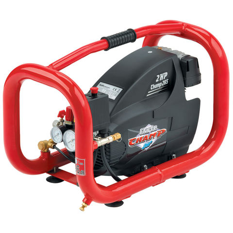 Image of 110Volt Clarke Champ 2.4ltr Air Compressor (110V)