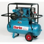 Clarke PEH15C50ND (WIS) Industrial Air Compressor (110V)