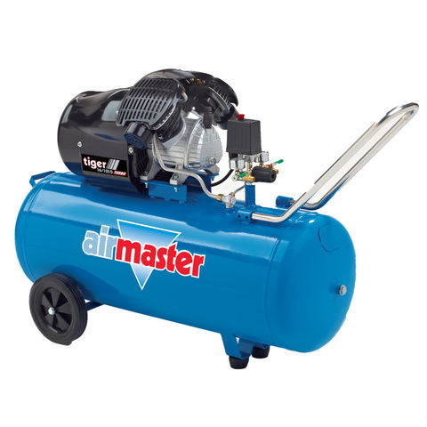 Image of Airmaster Airmaster Tiger 16/1010 3hp 100 Litre Air Compressor