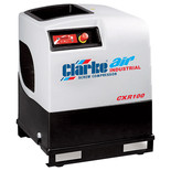 Clarke CXR100 37.1cfm 0Litre 10HP Industrial Screw Compressor (400V)