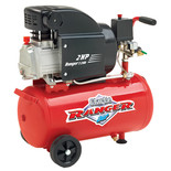 Clarke Ranger 7/240 2hp 24 Litre Air Compressor