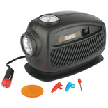 Draper DA12/250B 12V Mini Analogue Air Compressor (250psi Max.)