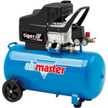 Airmaster Tiger 11/550 2.5HP 50 Litre Air Compressor
