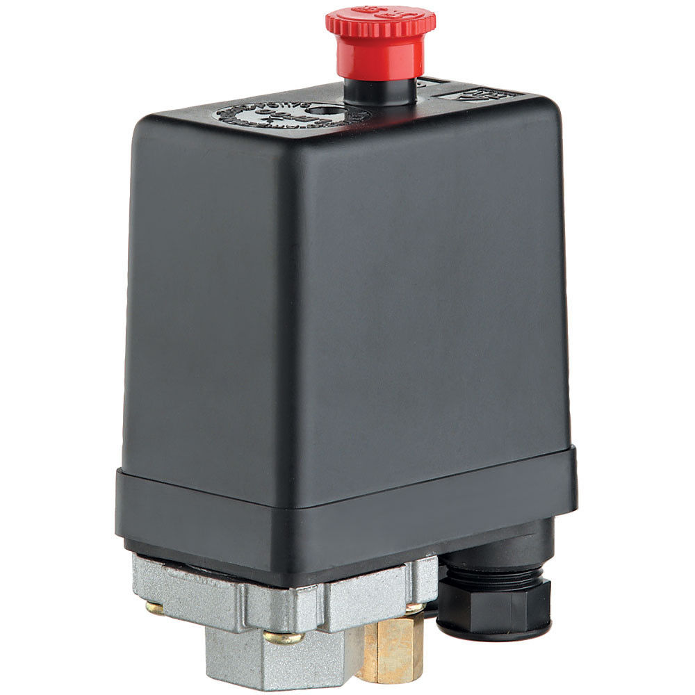 Clarke Pressure Switch 1 Port 20 Amp Single Phase