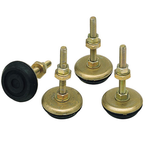 Image of Clarke AVM C160 Anti-Vibration Mountings (Pk 4)