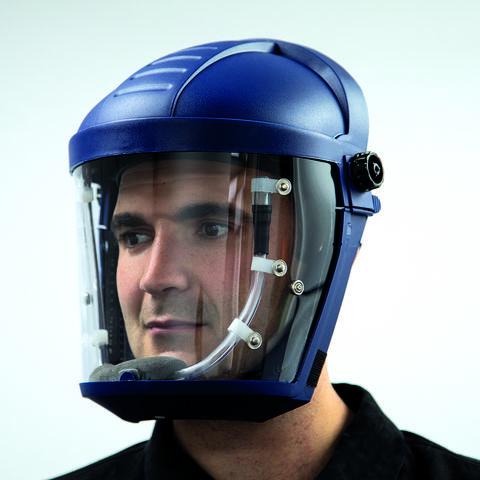 Image of JSP Air Fed Safety Visor