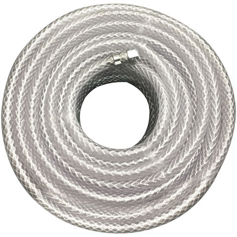 Image of Clarke Clarke BRH20 20m Braided PVC Airline Hose