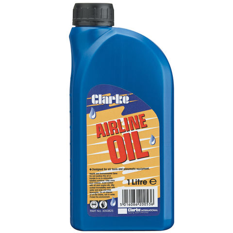 Image of Clarke Airline Oil 1 Litre