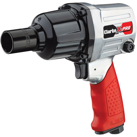 "Image of Clarke Clarke X-Pro CAT132 13pc ½"" Twin Hammer Air Impact Wrench Kit"