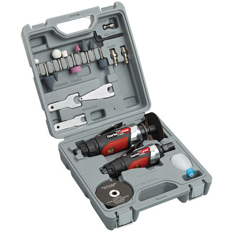 Image of Clarke Clarke X-Pro CAT133 33 Piece Professional Air Tool Kit