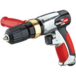 "Clarke X-Pro CAT137 Professional 3/8"" Keyless Reversible Air Drill"