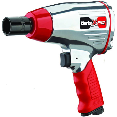 "Image of Clarke Clarke X-Pro CAT142 13 piece ½"" Twin Hammer, Compact Air Impact Wrench Kit"