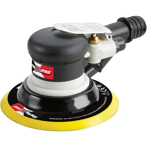 "Image of Clarke Clarke CAT160 Professional 6"" Dual Action Random Orbital Palm Sander"