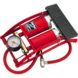 Clarke FP200 Twin Barrel Foot Pump