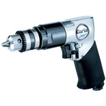 "Clarke 3/8"" Reversible Air Drill - CAT100"