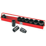 Clarke CAT37B 11 Piece Impact Metric Socket Set