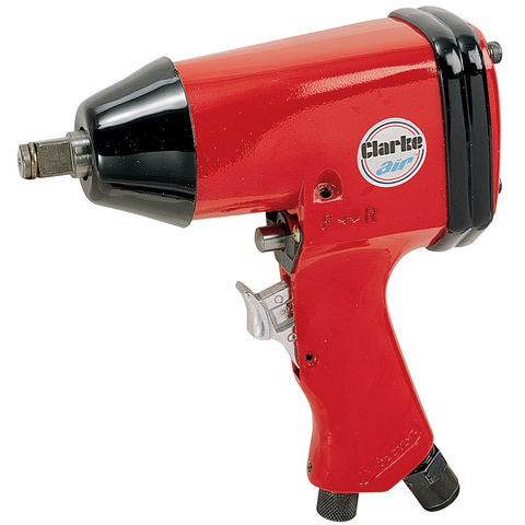 "Image of Clarke Clarke CAT23C 1/2"" Square Drive Air Impact Wrench"