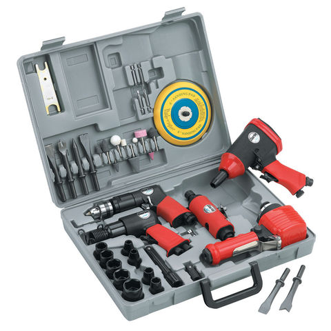 Image of Clarke Clarke CAT120 43 Piece Air Tool Kit