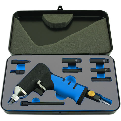 "Image of Laser Laser 6035 1/4""Drive Impact Glow Plug Removal Kit (9 Pieces)"
