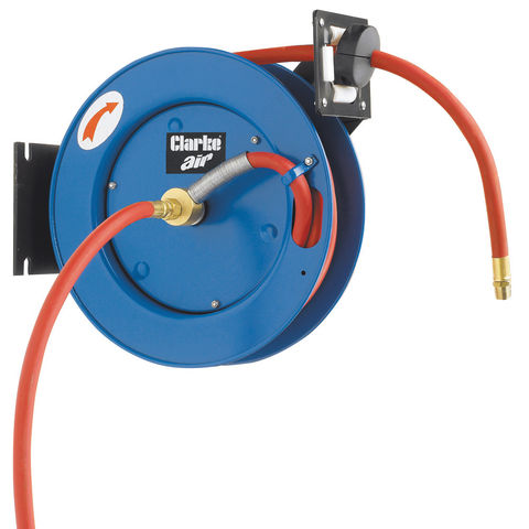 Image of Clarke Clarke CAR8MC 8M Retractable Air Hose Reel
