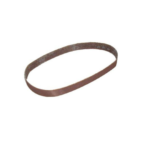 Image of Clarke Cloth Sanding Belts 10x330mm 60 Grit Pack of 4