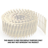 Clarke 2.3 x 45mm nails - coil of 300